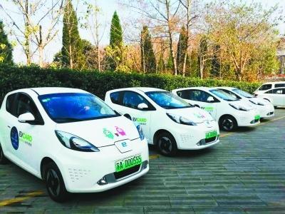 共享汽车一上市就供不应求 投资前景一片大好